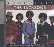 The Jacksons CD