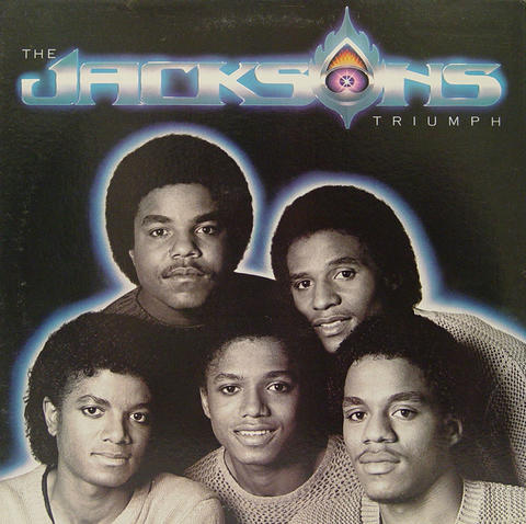 "The Jacksons Vinyl 12"" (Used)"