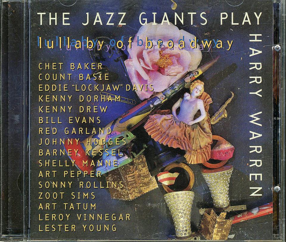The Jazz Giants Play Harry Warren CD