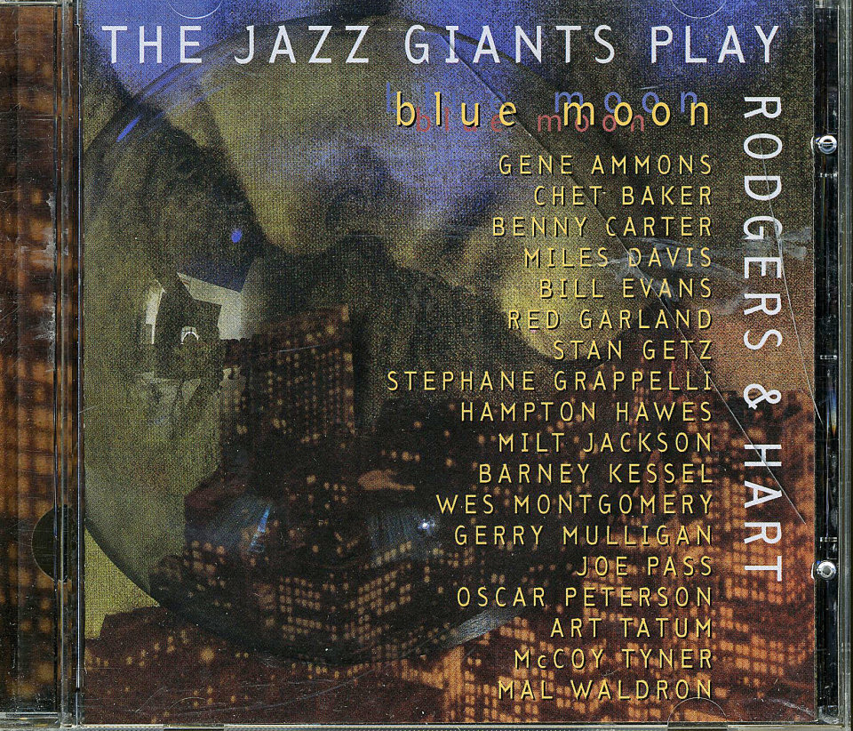 The Jazz Giants Play Rodgers & Hart CD