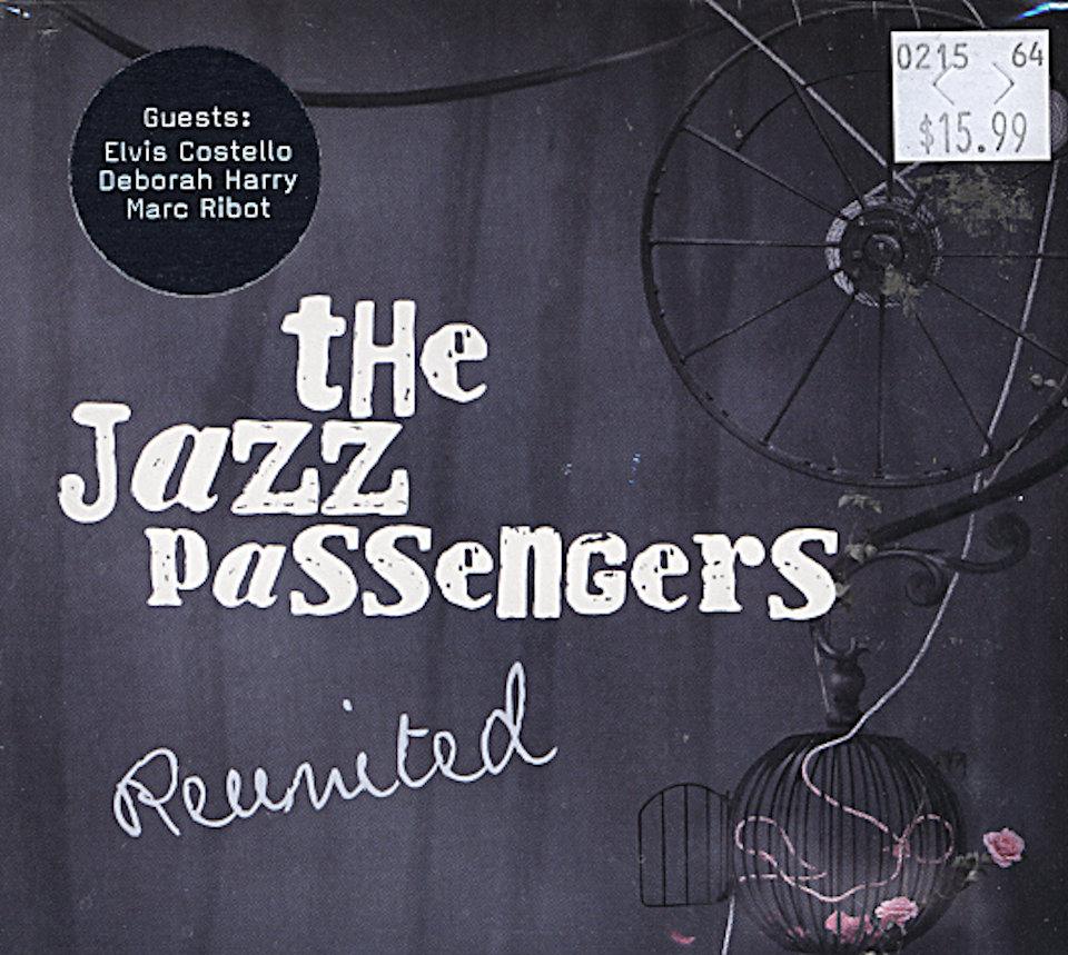 The Jazz Passengers CD
