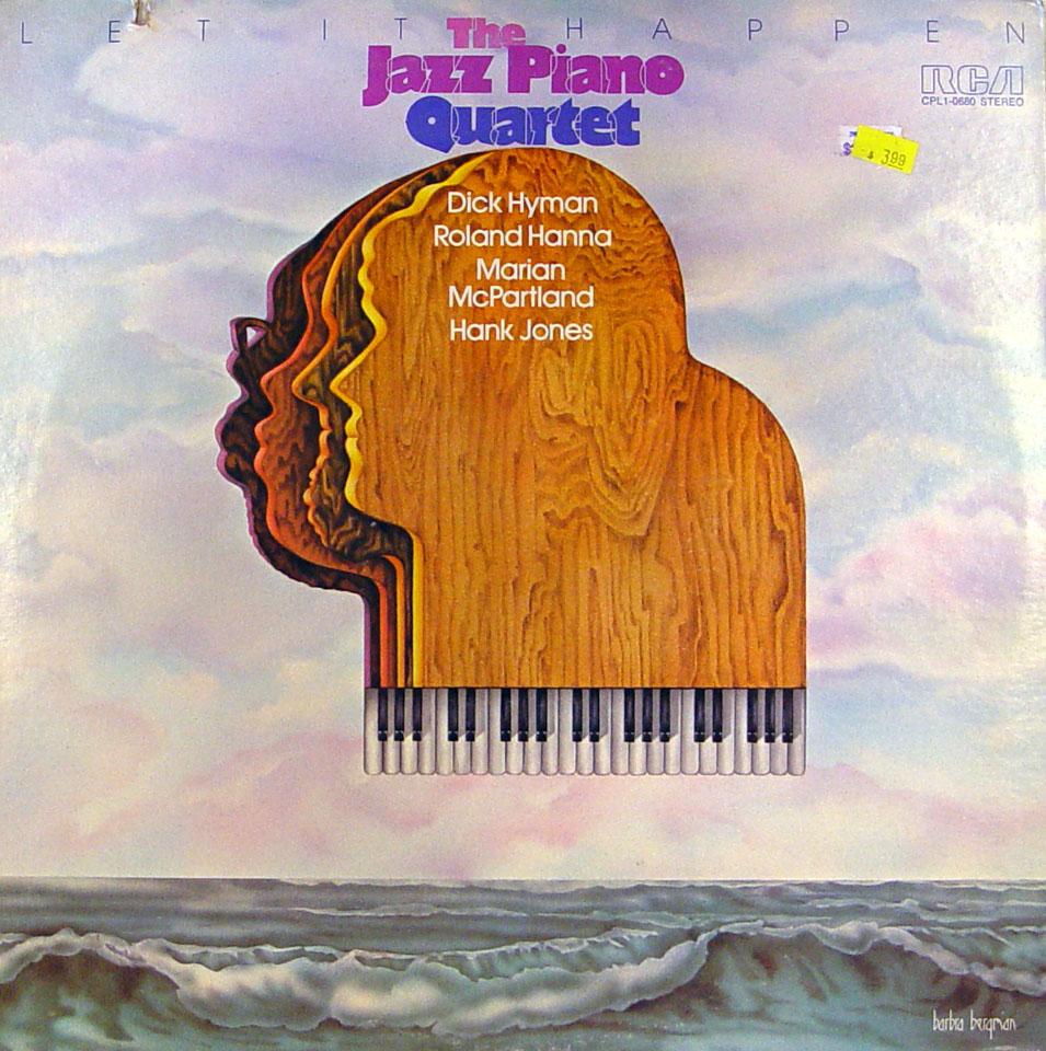 "The Jazz Piano Quartet Vinyl 12"" (Used)"
