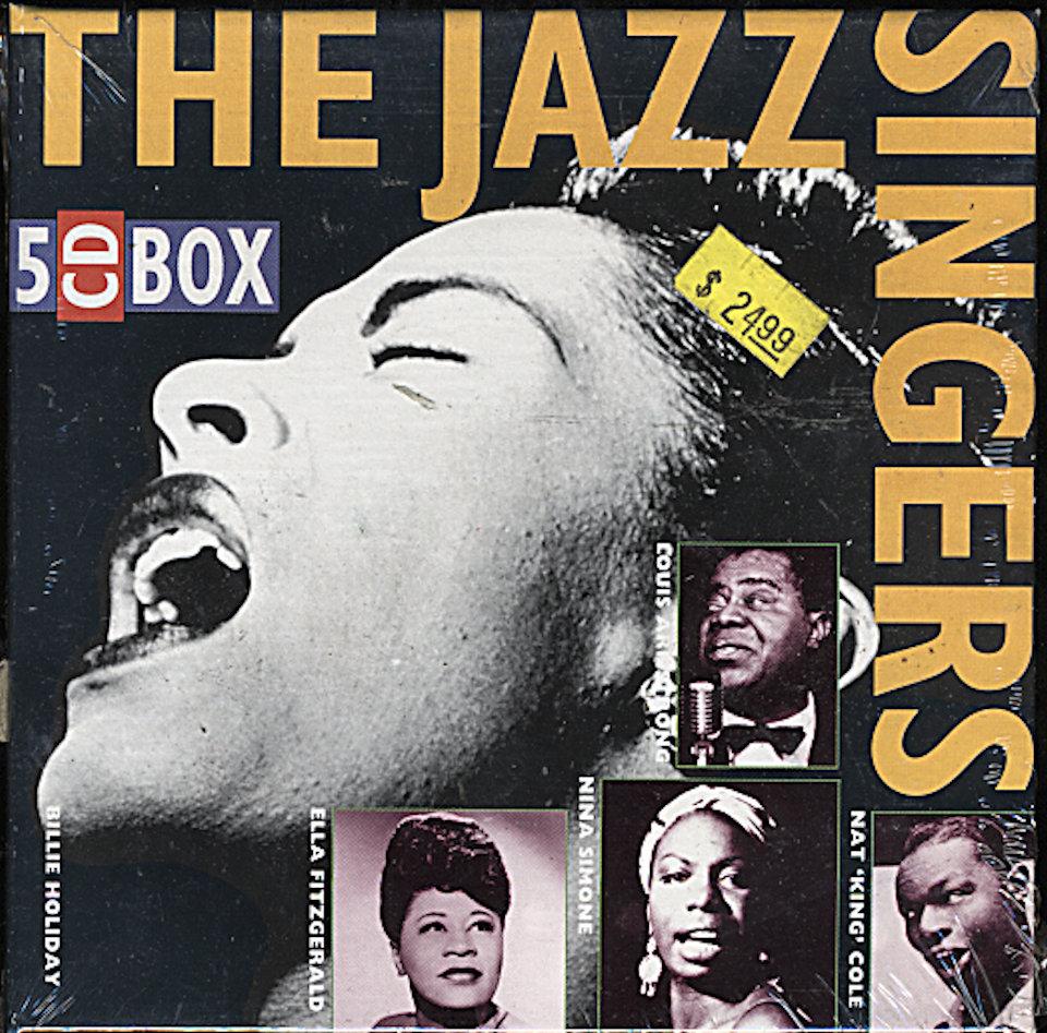 The Jazz Singers CD