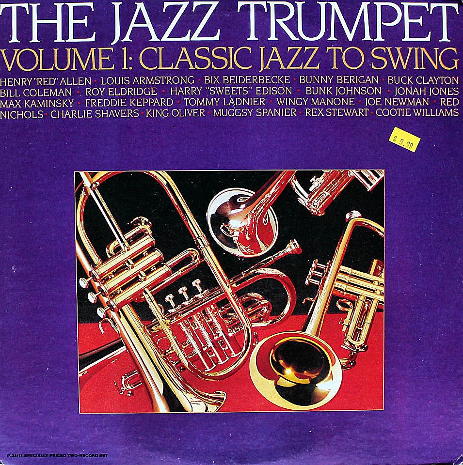 "The Jazz Trumpet: Volume 1 Vinyl 12"" (Used)"