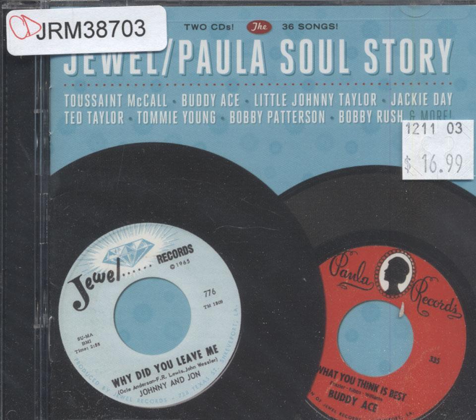 The Jewel / Paula Soul Story CD