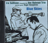 The Jim Holman Trio CD