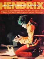 The Jimi Hendrix Concerts Book