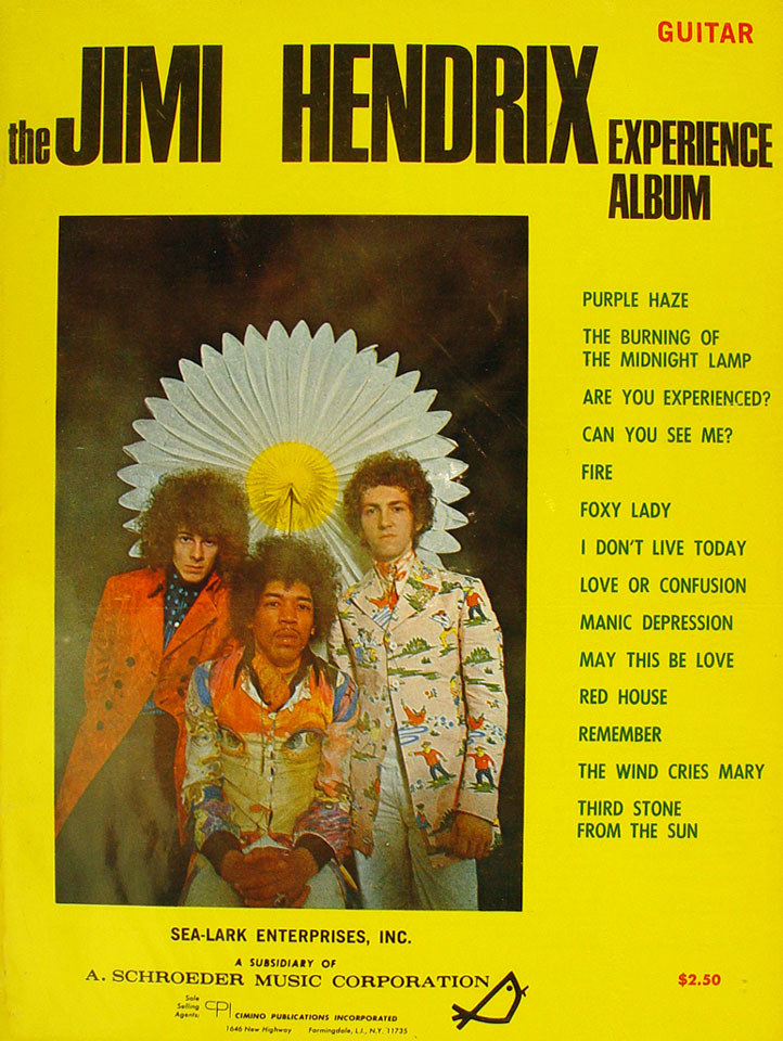 The Jimi Hendrix Experience Album