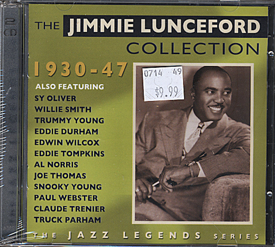 The Jimmie Lunceford Collection CD