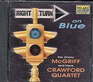 The Jimmy McGriff and Hank Crawford Quartet CD