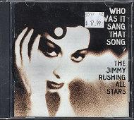 The Jimmy Rushing All Stars CD