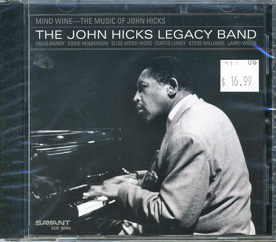 The John Hicks Legacy Band CD