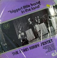 """The John Kirby Sextet Vinyl 12"""" (New)"""