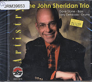 The John Sheridan Trio CD