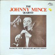 "The Johnny Mince Quartet Vinyl 12"" (New)"