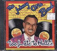 The Johnny Otis Band CD