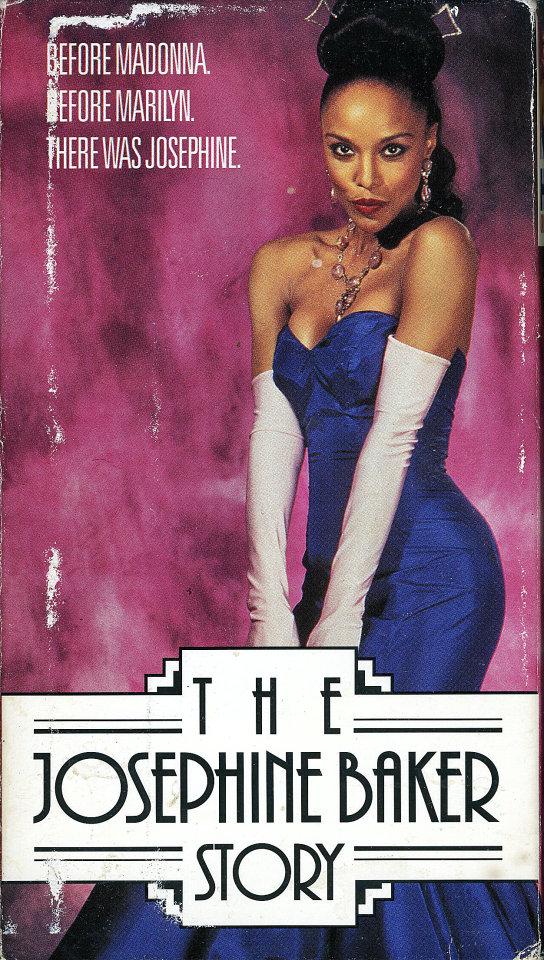 The Josephine Baker Story VHS