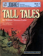 The Journey Saga Volume One: Tall Tales Book