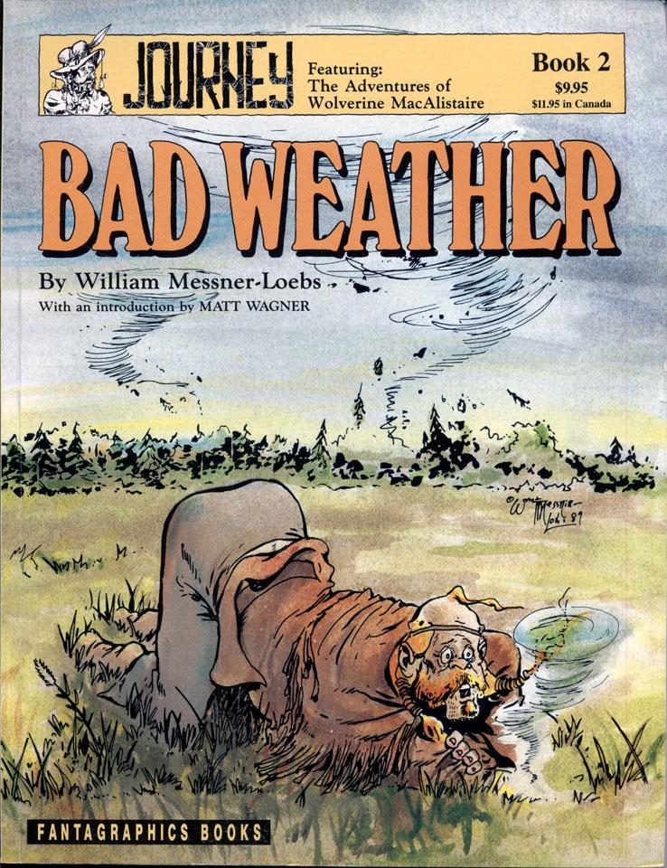 The Journey Saga Volume Two: Bad Weather