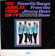 """The Jubilee Four On TV Vinyl 12"""" (Used)"""
