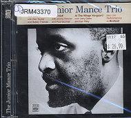 The Junior Mance Trio CD