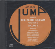 The Keith Ingham CD