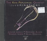 The Ken Peplowski Quintet CD