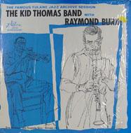 "The Kid Thomas Band Vinyl 12"" (Used)"