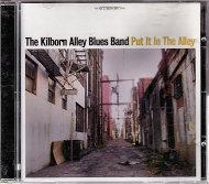 The Kilborn Alley Blues Band CD
