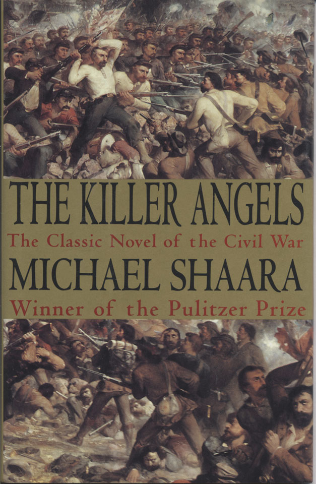 an analysis of battle and conflict in the killer angels by shaara Monkeynotes-the killer angels by michael shaara since readers know the confederacy is going to lose both the battle and the war and that the conflict will.
