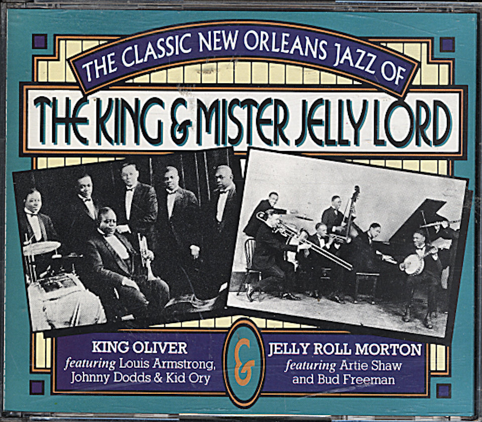 The King Amp Mister Jelly Lord Cd 1990 At Wolfgang S