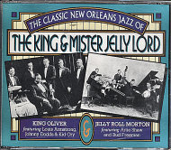 The King & Mister Jelly Lord CD