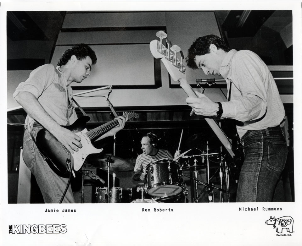 The King Bees Promo Print