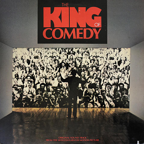 "The King of Comedy Vinyl 12"" (Used)"