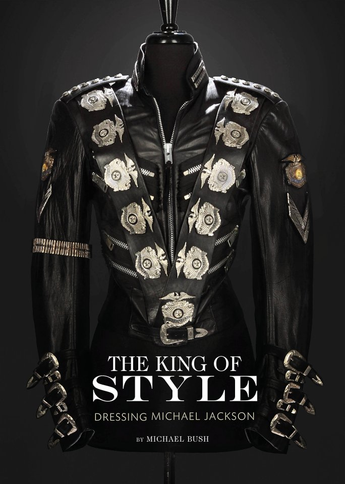 The King of Style - Dressing Michael Jackson