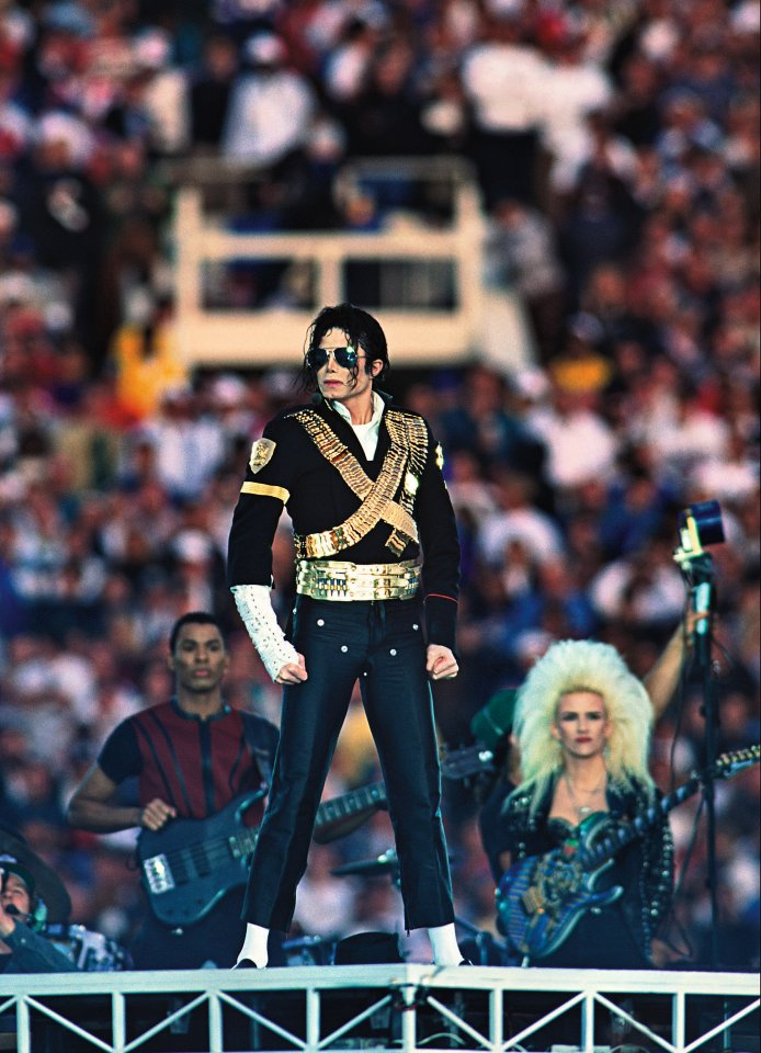 The King of Style - Dressing Michael Jackson reverse side