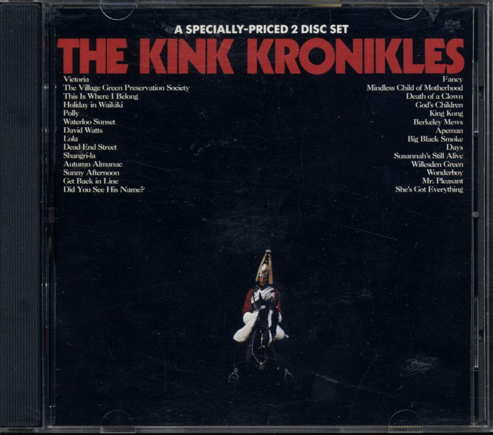 The Kinks CD