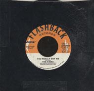 """The Kinks Vinyl 7"""" (Used)"""