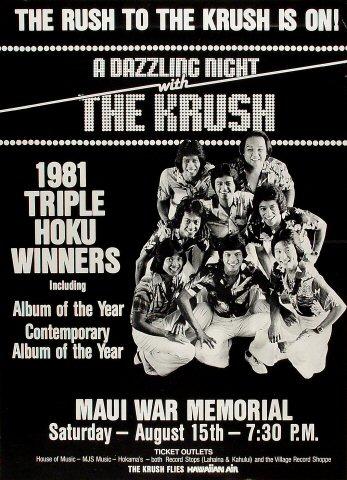 The Krush Poster