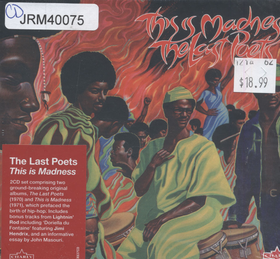 The Last Poets CD