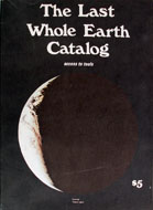 The Last Whole Earth Catalog Access To Tools Book