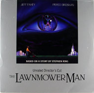 The Lawnmower Man Laserdisc