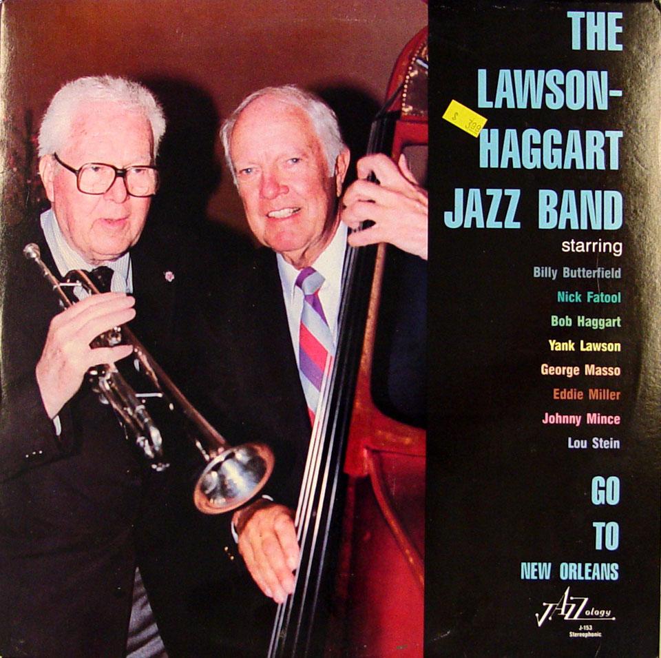 "The Lawson-Haggart Jazz Band Vinyl 12"" (Used)"