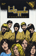 The Led Zeppelin Experience Comic, Issue 1 Comic Book