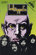 The Led Zeppelin Experience Comic, Issue 3 Comic Book
