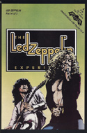 The Led Zeppelin Experience Comic, Issue 4 Comic Book