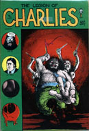 The Legion of Charles Comic Book