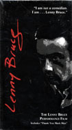 The Lenny Bruce Performance Film VHS