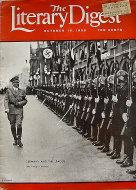 The Literary Digest Magazine October 19, 1935 Magazine