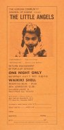 The Little Angels Handbill